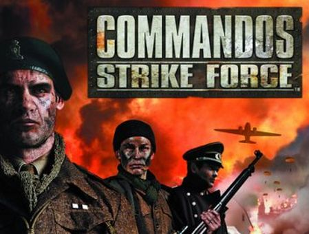 Commandos-Strike-Force-Logo
