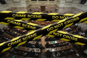 crime parliament